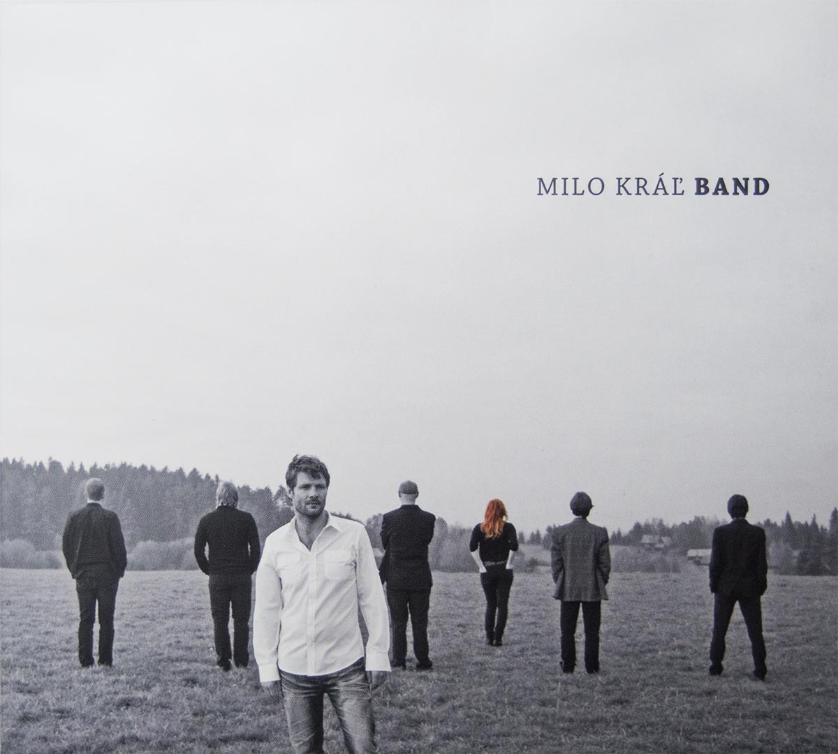 Milo Kráľ Band CD